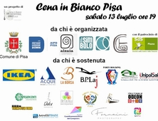 CENA IN BIANCO PISA 2019 - Unconventional Dinner
